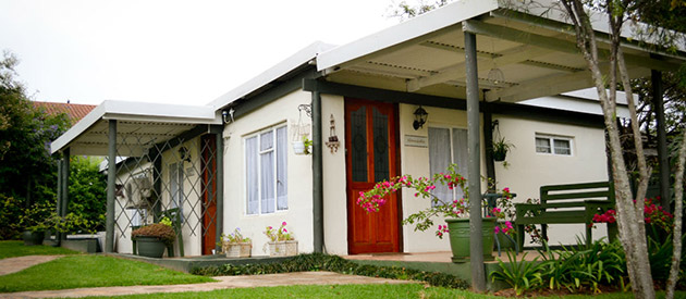 The Rawstornes at 268 - Greytown accommodation - KwaZulu – Natal